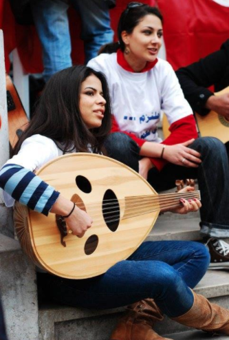 Omezzine Khélifa is helping Tunisian youth find their voice.