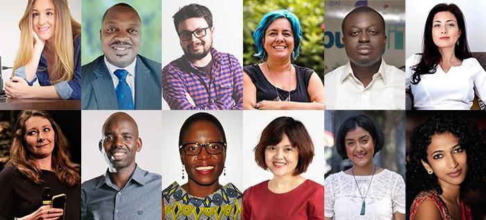 Obama Scholars Composite